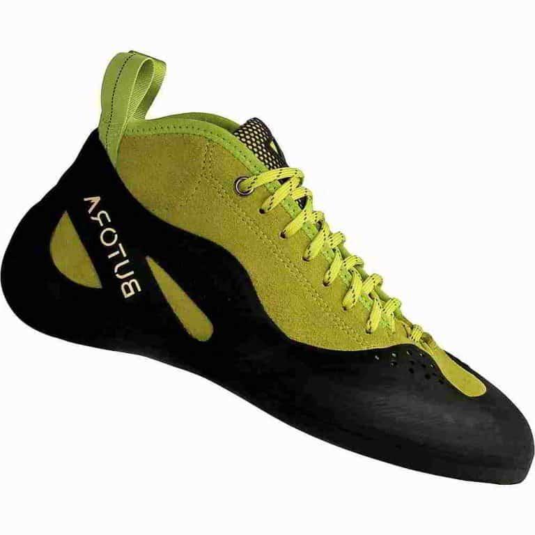 Butora Altura green wide climbing shoe