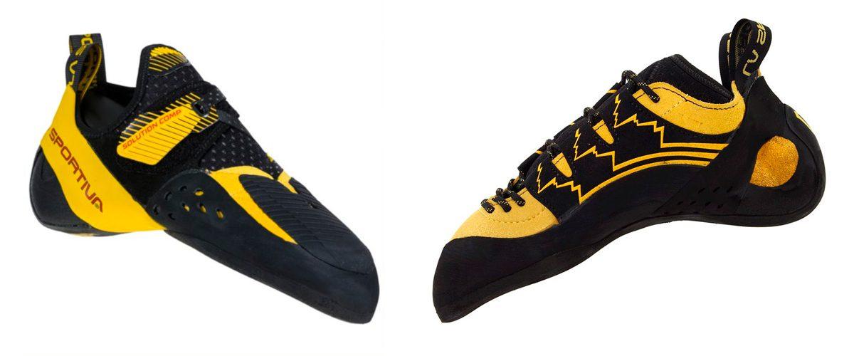 best climbing shoes solution comp katana lace